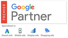 AdWords-bureau og certificeret Premier Google Partner